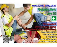 Cursul Traffic Marshall/Banksman/First Aid at Work / Certificat + card ! /